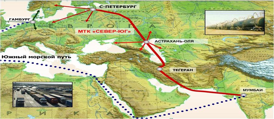 потенциал Каспийского моря